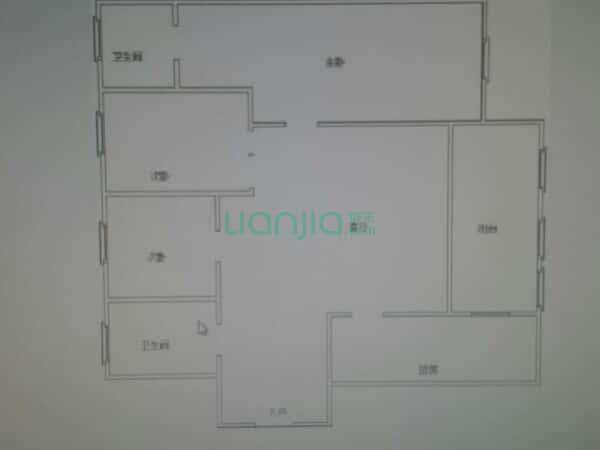 元 户型: 3室2厅 朝向: 东 楼层: 低楼层(共27层) 小区: 蓝光·锦绣城