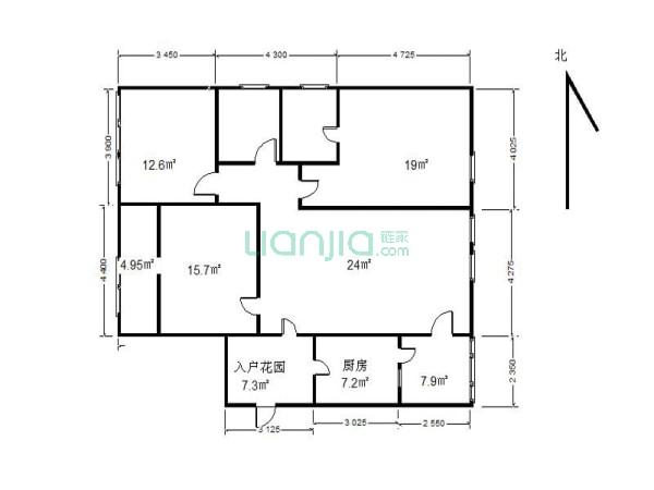 元 户型: 3室2厅 朝向: 南 楼层: 中楼层(共8层) 小区: 佳乐国际城