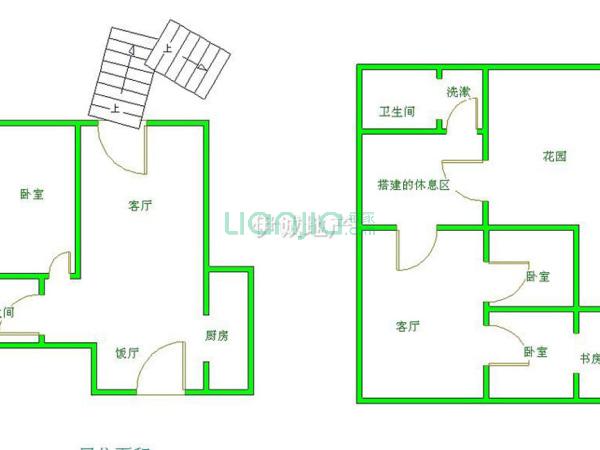 元 户型: 3室2厅 朝向: 北 楼层: 低楼层(共22层) 小区: 蓝光花满庭