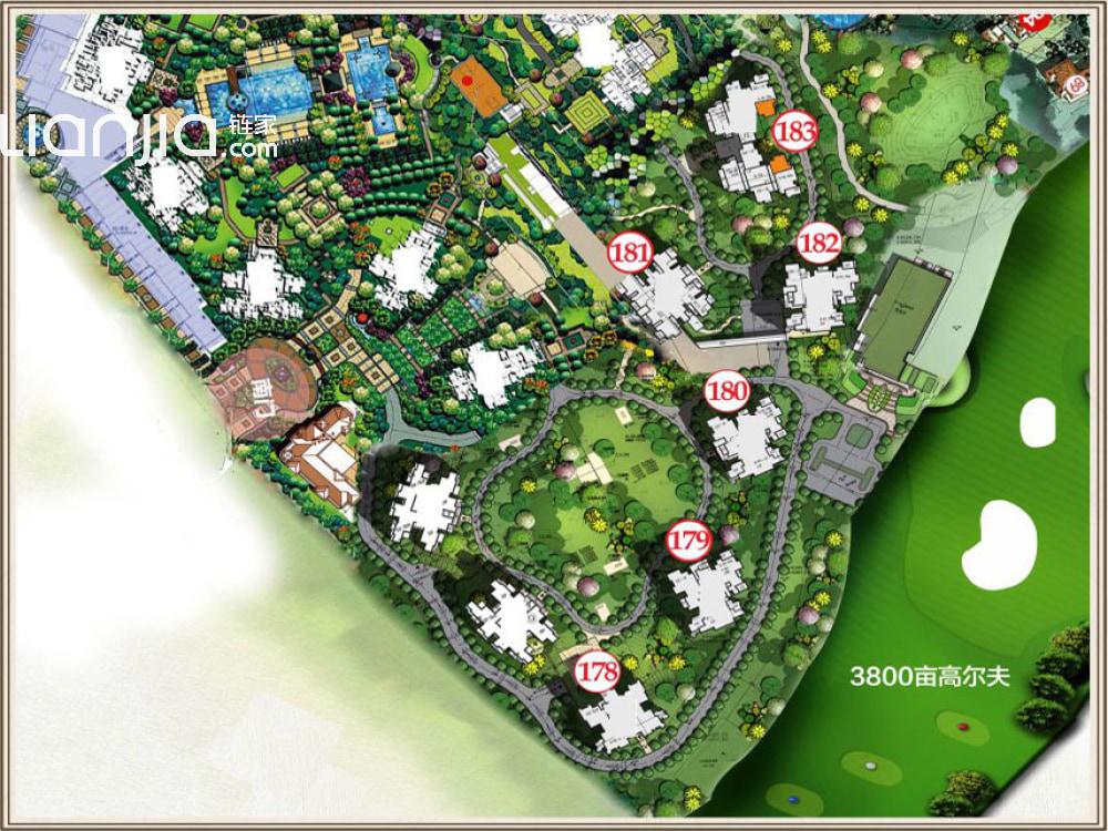 美利山公园城市-链家网重庆站