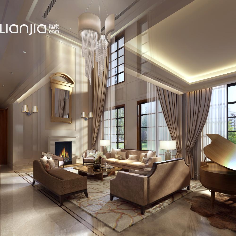上海新房 上海楼盘 青浦楼盘 绿地海珀风华别墅 绿地海珀风华别墅图片